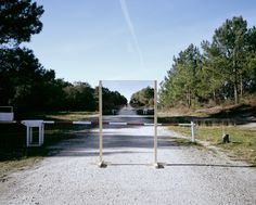 Photographer Guillaume Amat Places Mirrors Into Industrial and Natural Landscapes to Look Both Beyond and Behind   Colossal   Bloglovin'