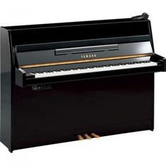 Yamaha b1 SG2 Silent Piano In Polished Ebony Finish
