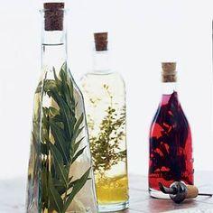 Purple Basil Vinegar | MyRecipes.com