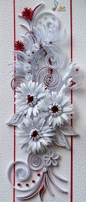 neli: Quilling card - ( 9 cm - 20 cm )
