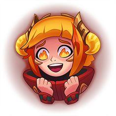 League Of Legends, Lol, Bowser, Annie, Princess Peach, Memes, Stickers, Fictional Characters, Instagram