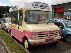 1975 BEDFORD CF - architype Bedford Blitz, Ice Cream Van, Ice Cream Flavors, Ambulance, Tricycle, Nice List, Vans, Photoshoot, Future
