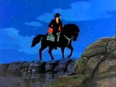 Zorro cartoon Filmation