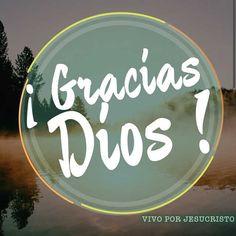 ¡ Gracias Dios !  Por todas tus maravilas, por todas tus bondades y gracias porque tú miseficordia es nueva cada mañana ⛅ #VivoporJesucristo @VivoporJesucristo