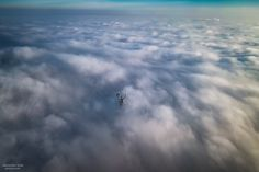 Kiev city, epic fog, drone photo Clouds, City, Outdoor, Outdoors, Cities, Outdoor Games, The Great Outdoors, Cloud