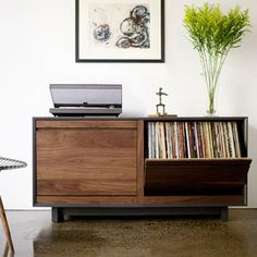 Symbol Audio Aero Lpc 200 Lp Storage Cabinet Yliving