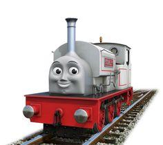 Thomas e seus amigos - Minus Thomas And Friends Engines, Thomas And His Friends, Model Trains, Toy Trains, Friend Book, Thomas The Tank, Car Logos, Engineering, Nice Person