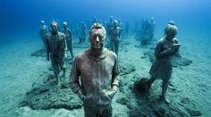 El primer museo submarino de Europa está en Lanzarote - ESdiario