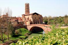 Rieux-Volvestre, au sud de Toulouse (OT Rieux-Volvestre)