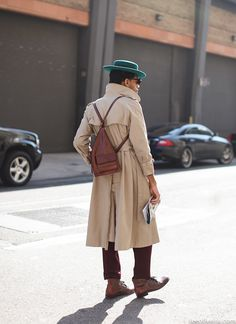 Street Style New York #menswear