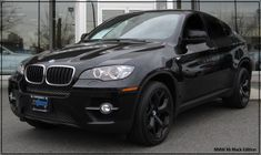 Aron Scraba's New BMW X6 Black Edition Twin Turbo - ONE of only 40 Made in all of North America.