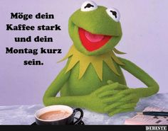 montag bilder kaffee Monday pictures of coffee Science Lesson Plans, Free Lesson Plans, Facebook Humor, Monday Pictures, Life Lyrics, Kermit The Frog, Cool Pictures, Jokes, Sayings