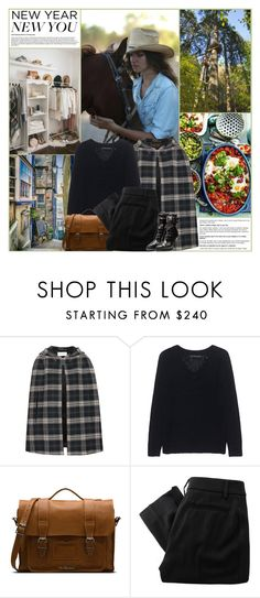 """""""This Time Next Year"""" by kittyfantastica ❤ liked on Polyvore featuring Yves Saint Laurent, 360 Sweater, Dr. Martens, Vivienne Westwood Red Label and Alexander Wang"""