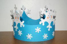 Kids Crafts, Diy Crafts To Do, Felt Crafts, Diy Birthday Crown, Diy Crown, Paper Crowns, Programming For Kids, Woodland Party, Creative Kids