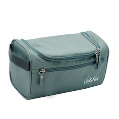 LixandRix Toiletry Bag Portable Water-resistant Travel Hanging Dopp Kit for Men or Women -- Quickly view this special  product, click the image : Makeup bag