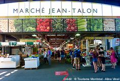 5 best publics markets of Montreal! Atwater Market, Of Montreal, Cultural Diversity, News Articles, Public, Good Things, Marketing, City, Summer