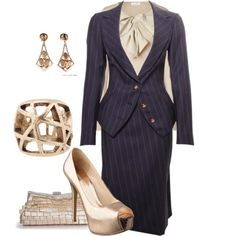 Nice work attire