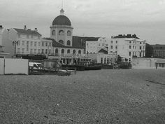 The Dome Cinema, Worthing. Right on the seafront and beautifully restored to its former glory.