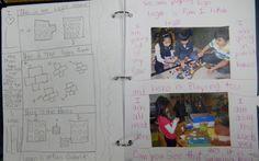 Exploration Binders: Documenting my learning Learning Log, Learning Stories, Inquiry Based Learning, Project Based Learning, Learning Through Play, Early Learning, Full Day Kindergarten, Kindergarten Classroom, Reggio Documentation