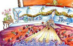 O Tapete Vermelho da Imagem: Images' Red Carpet: A Bela Adormecida de Leo Broadley / Leo Broadley's...