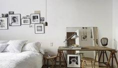 Binnenkijken in een huis vol prints en foto's