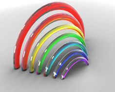 Glass Rainbow by 00alisa00.deviantart.com on @deviantART