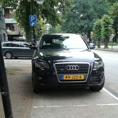 Audi Q5 / 2009 / 49-JJZ-6 / Emmen