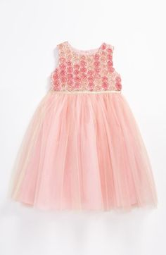Pippa & Julie Soutache Dress (Little Girls) available at #Nordstrom