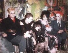 80s club scene goths - Google Search
