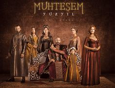 "Turkish Series ""Muhteşem Yüzyıl"" about the Ottoman Sultan ""Suleyman the Magnificient"""