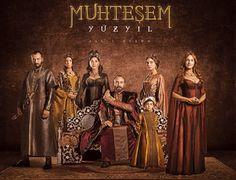 "Turkish Series ""Muhteşem Yüzyıl"" about the Ottoman Sultan ""Suleyman the Magnificient"""