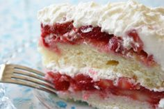 This Fresh Strawberry Cake Will Have You Reciting Poetry - Recipe Roost