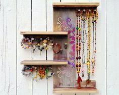 Υπέροχο καρδιά πράγματα: Κεντήματα ξύλο από την Έλενα Kirsanova (Stedi)