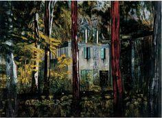 Peter Doig, Boiler House, 1994