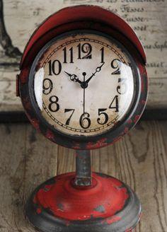 Retro Clock from save-on-crafts.com