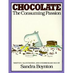 """This is the book that taught me to """"read"""" the curliques on the top of Russell Stover chocolates to find the truffles in an assorted box. A must for chocolate lovers! Amazon.com."""