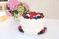 Zoella | Summer Fruits Cake