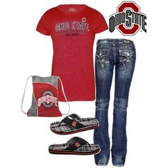 Ready for Ohio State Buckeye Football!