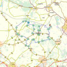 Fietsroute: Verken het mooie Twente met o.a. Oostmarsum en Tubbergen  (http://www.route.nl/fietsroutes/151260/Verken-het-mooie-Twente-met-oa-Oostmarsum-en-Tubbergen/)