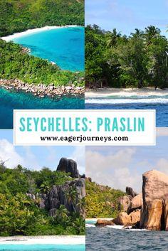 Praslin island boasts some of the world's most beautiful beaches: http://eagerjourneys.com/seychelles-praslin-island/