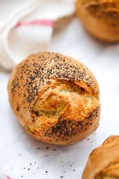 Bread Recipes, Cake Recipes, Vegan Recipes, Cooking Recipes, Breakfast Snacks, Breakfast Recipes, Fancy Dishes, Polish Recipes, Dinner Rolls