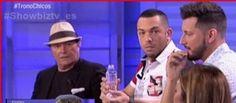 #MHYHV: #Manu no considera un buen #tronista a #AlbertoIsla  #showbiztv_es #tronochicos #blastingnews_es