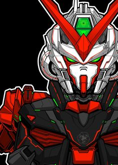 Artwork Prints, Cool Artwork, Poster Prints, Posters, Gundam Head, Gundam Art, Astray Red Frame, Mecha Suit, Gundam Wallpapers