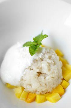 I Still Love You by Melissa Esplin: Recipe: Mango Sticky Rice