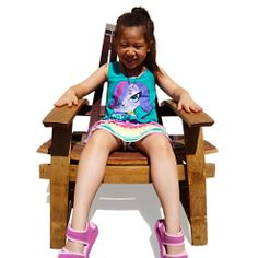 Adirondack Kid'z Chair | Zin Chair Furniture French Oak, Chairs, Furniture, Home Furnishings, Stool, Side Chairs, Chair, Stools, Wingback Chairs