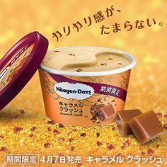 Food Science Japan: Haagen-Dazs Caramel Crush