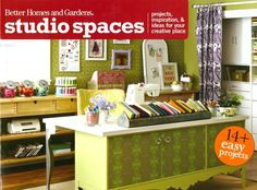 A book on studio spaces!