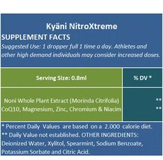 Kyani business card kyani pinterest business cards and supplement facts nitroxtreme colourmoves
