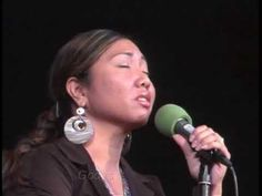 God Is... by Faith Rivera... a very beautiful & powerful song.