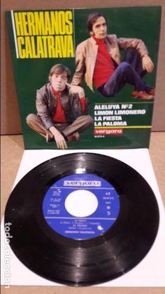 HERMANOS CALATRAVA. ALELUYA Nº 2. EP / VERGARA - 1969 / MBC. ***/***